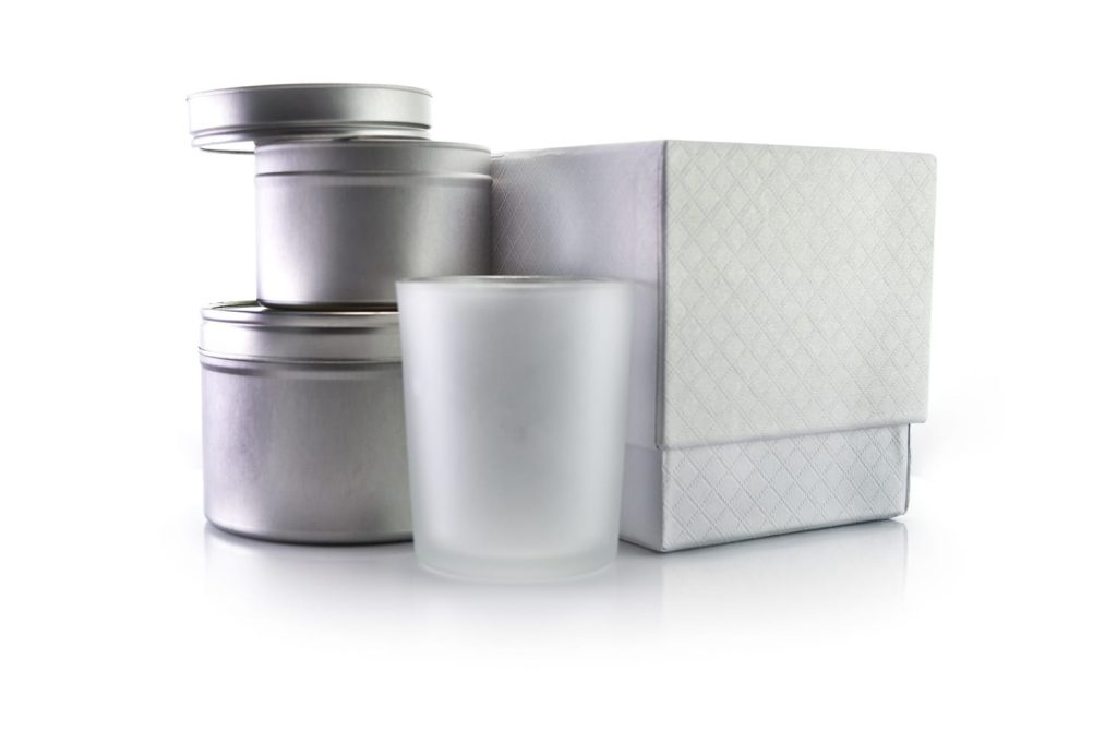 what makes a quality scented candle? candle packaging
