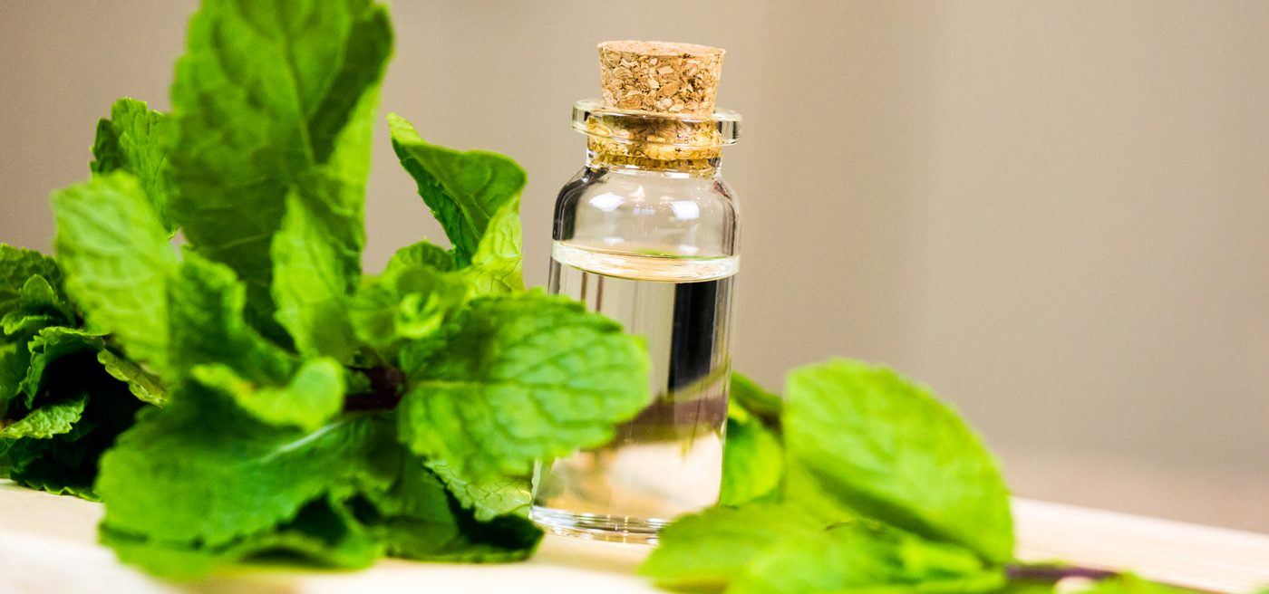 fragrances for motivation and concentration peppermint oil